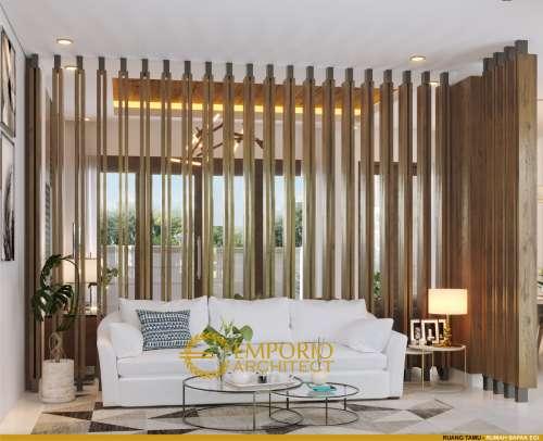 Interior Design Mr. Egi Modern House 3 Floors Design - Denpasar, Bali