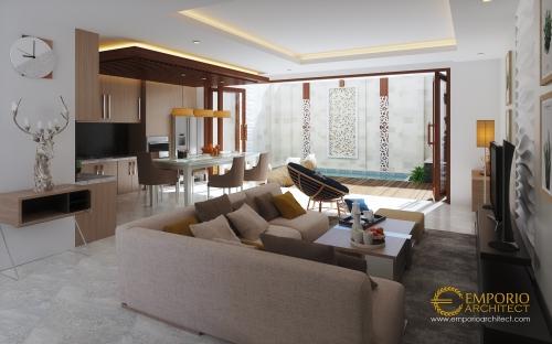Desain Interior Desain Rumah Villa Bali 2 Lantai Ibu dr. Dita