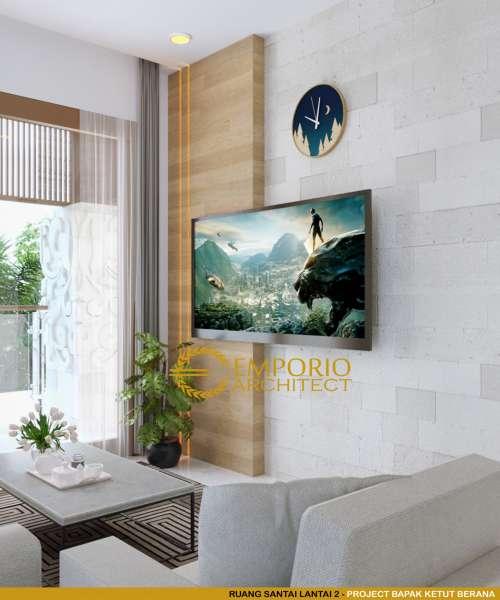 Desain Interior Desain Rumah Villa Bali 2 Lantai Bapak Ketut Berana