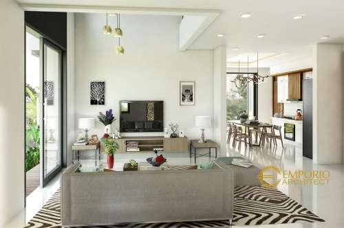 Interior Design Mr. Azhar Modern House 2 Floors Design - Jakarta