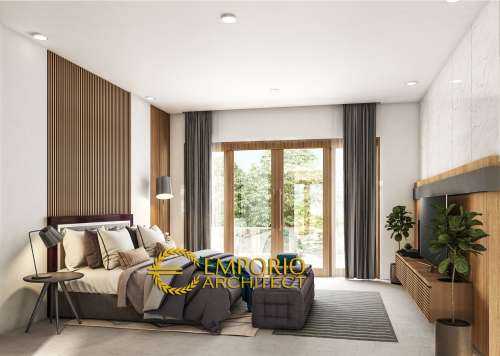 Interior Design Mr. Herman Modern House 2 Floors Design - Jakarta