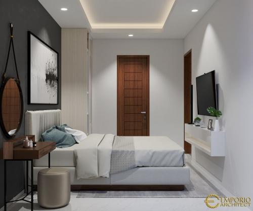 Interior Design Mrs. Ayu Modern House 2 Floors Design - Jakarta