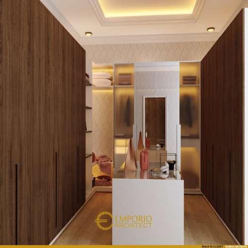 Desain Interior Desain Rumah Classic 2 Lantai Ibu Maya