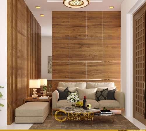 Desain Interior Desain Rumah Modern 3 Lantai Bapak Bambang