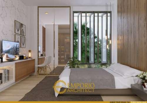 Interior Design Mr. Daud Modern House 3 Floors Design - Jakarta Barat