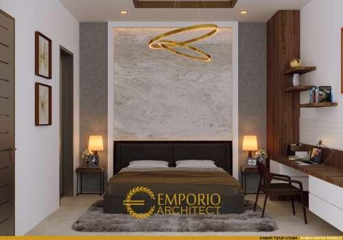 Desain Interior Desain Rumah Villa Bali 1.5 Lantai Bapak Ronald