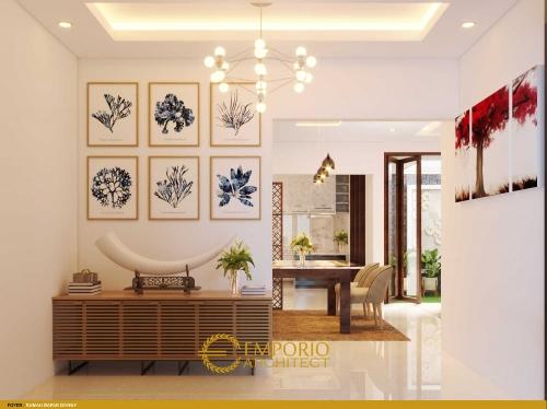 Interior Design Mr. Donny Modern House 3 Floors Design - Jakarta Timur