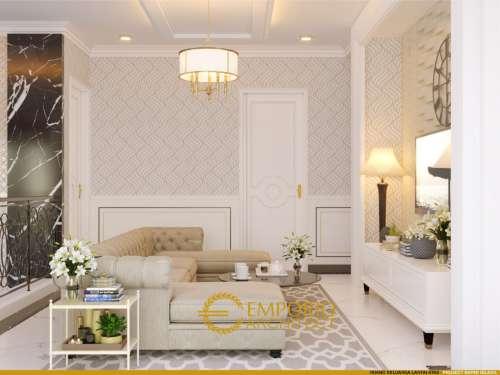 Desain Interior Desain Rumah Hook Classic 2 Lantai Bapak Biladil