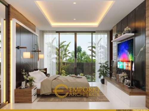 Interior Design Mrs. Melly Modern House 2 Floors Design - Jakarta Timur