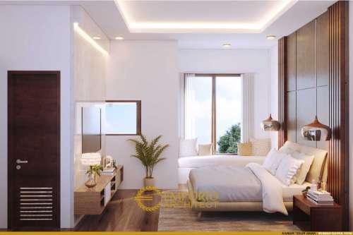 Desain Interior Desain Rumah Modern 4 Lantai Bapak Toni Tchin