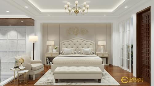 Desain Interior Desain Rumah Modern 3 Lantai Bapak Wempie