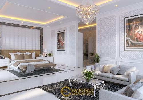 Desain Interior Desain Rumah Mediteran 1 Lantai Bapak Agus