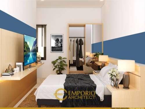 Interior Design Mr. Deni Modern Kost, Barber & Coffee Shop 2 Floors Design - Karawang, Jawa Barat