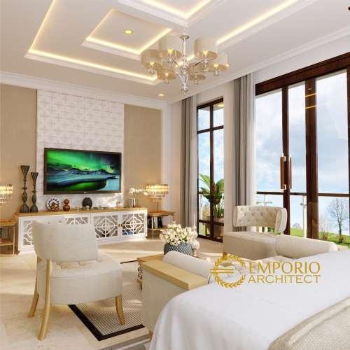 Desain Interior Desain Rumah Villa Bali 3 Lantai Mr. Neeraj
