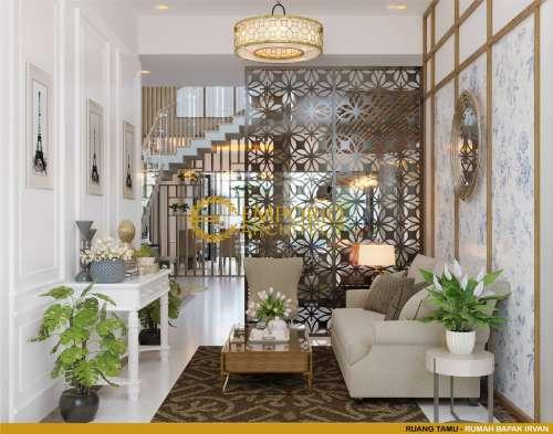 Interior Design Mr. Irvan Modern House 2 Floors Design - Kuningan, Jawa Barat