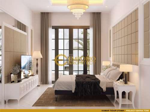 Interior Design Mr. Tony Classic House 2 Floors Design - Malang, Jawa Timur