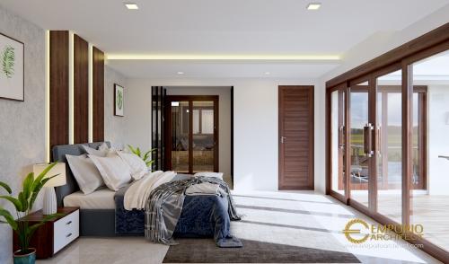Desain Interior Desain Rumah Modern 2 Lantai Bapak Ivan