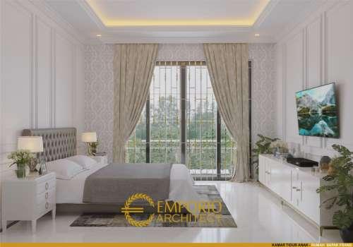 Interior Design Mr. Frans Classic House 2 Floors Design - Palembang, Sumatera Selatan