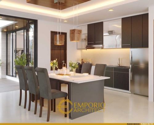 Desain Interior Desain Rumah Modern 2 Lantai Ibu Ifa