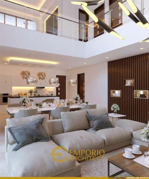 Desain Interior Desain Rumah Villa Bali 2 Lantai Ibu Sulistya