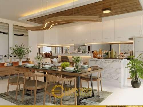 Interior Design Mrs. Sarah Modern House 2 Floors Design - Rangkasbitung, Banten