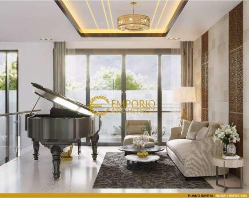 Interior Design Mr. Kiki Modern House 2 Floors Design - Semarang, Jawa Tengah