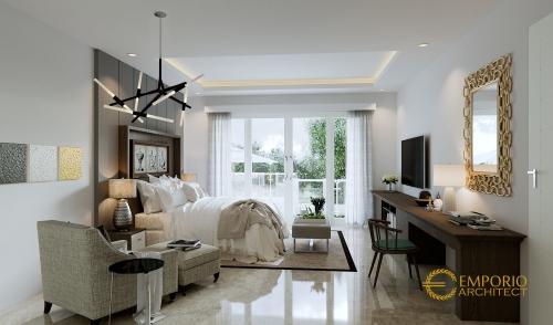 Desain Interior Desain Apotek dan Klinik 24 jam Modern 2 Lantai Bapak Nonce