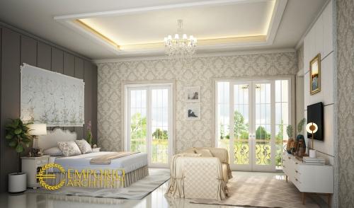 Desain Interior Desain Rumah Classic 3 Lantai Bapak Erik