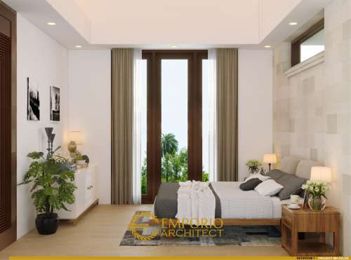 Interior Design Mr. Dylan Villa Bali House 2 Floors Design - Tabanan, Bali