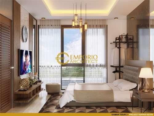 Interior Design Mr. Kevin Modern House 2 Floors Design - Tangerang, Banten