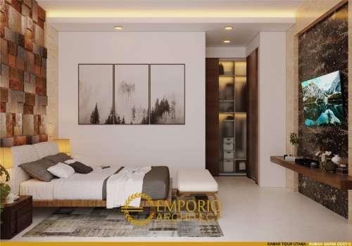 Interior Design Mr. Oggy Modern House 2 Floors Design - Yogyakarta