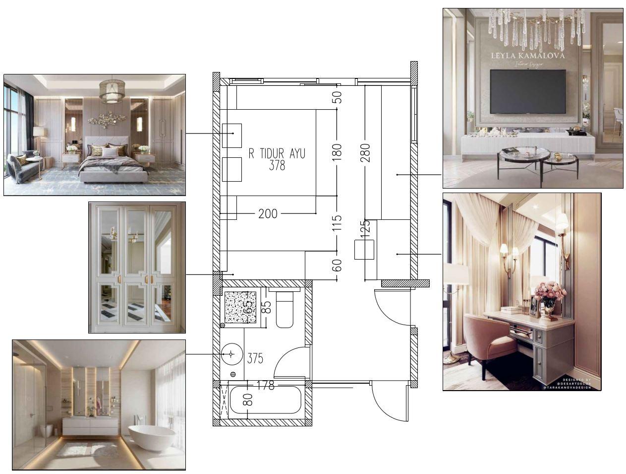 Jasa Arsitek Kelengkapan Gambar 1