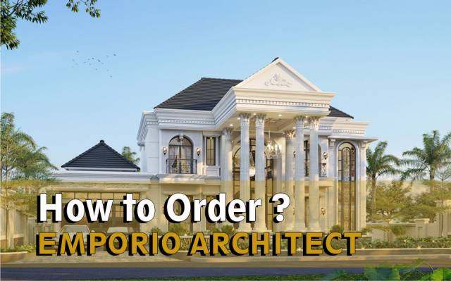 Architectural Services For Luxury House And Villa Design