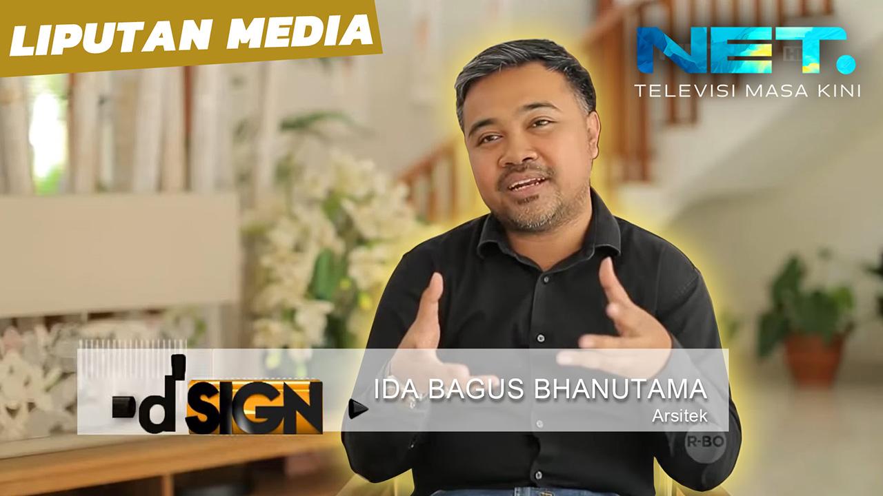 NET.TV - Hasil Konstruksi Rumah Bernuansa Villa Bali