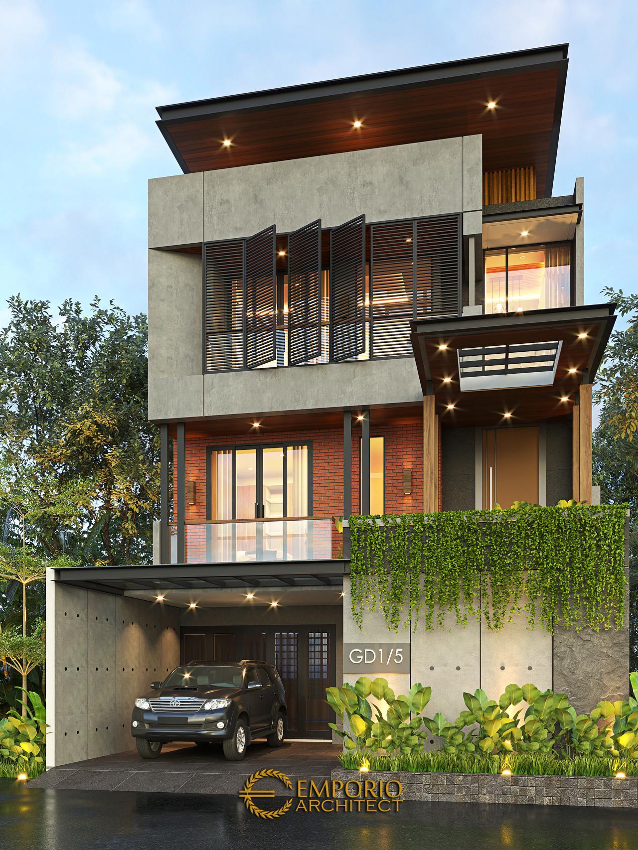Jasa Arsitek Desain Rumah Dan Villa Mewah Di Indonesia