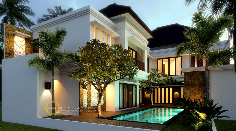 Desain Rumah Bapak Faisal Jakarta Jasa Arsitek Desain Rumah