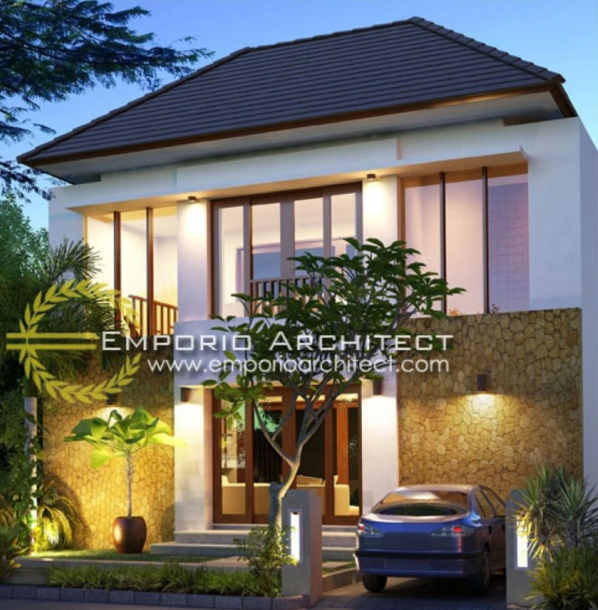 Mr. Dewa Villa Bali House 2 Floors Design - Badung, Bali
