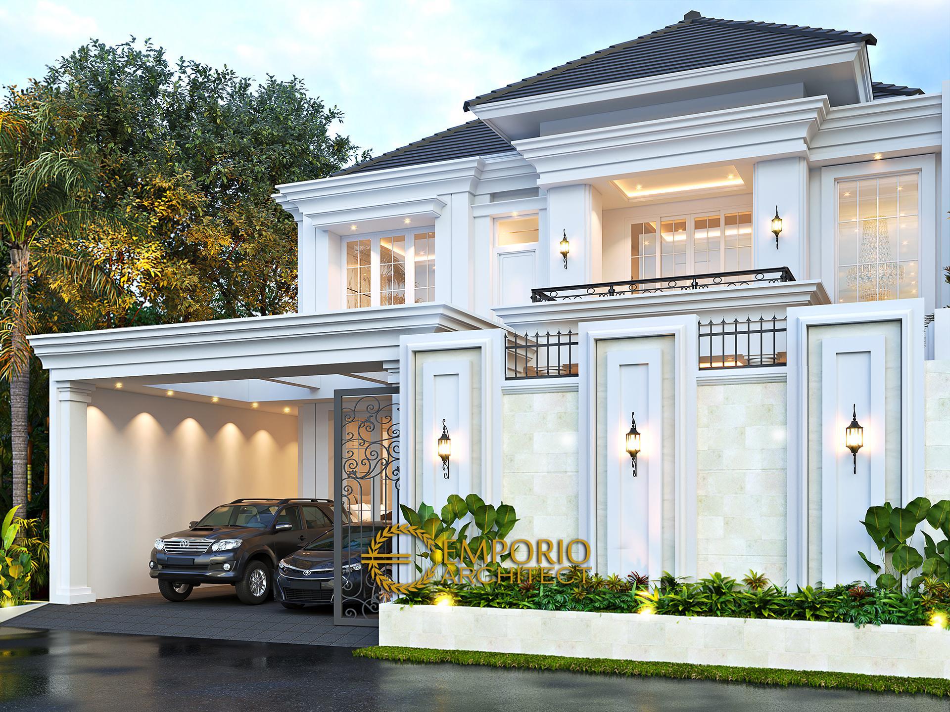 50 Gambar Pagar Rumah 2 Lantai Terbaru Lingkar Png