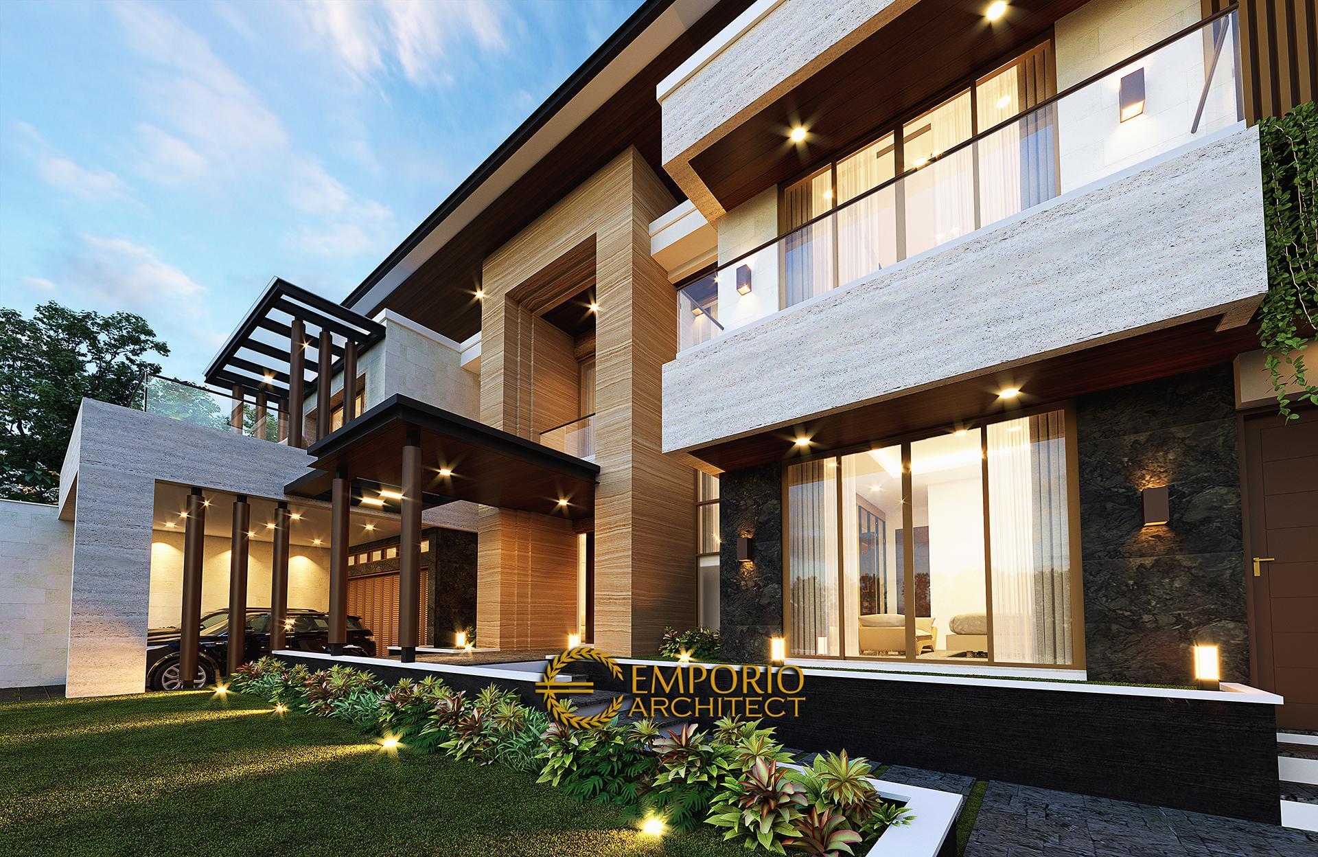 Jasa Arsitek Desain Rumah Modern 9