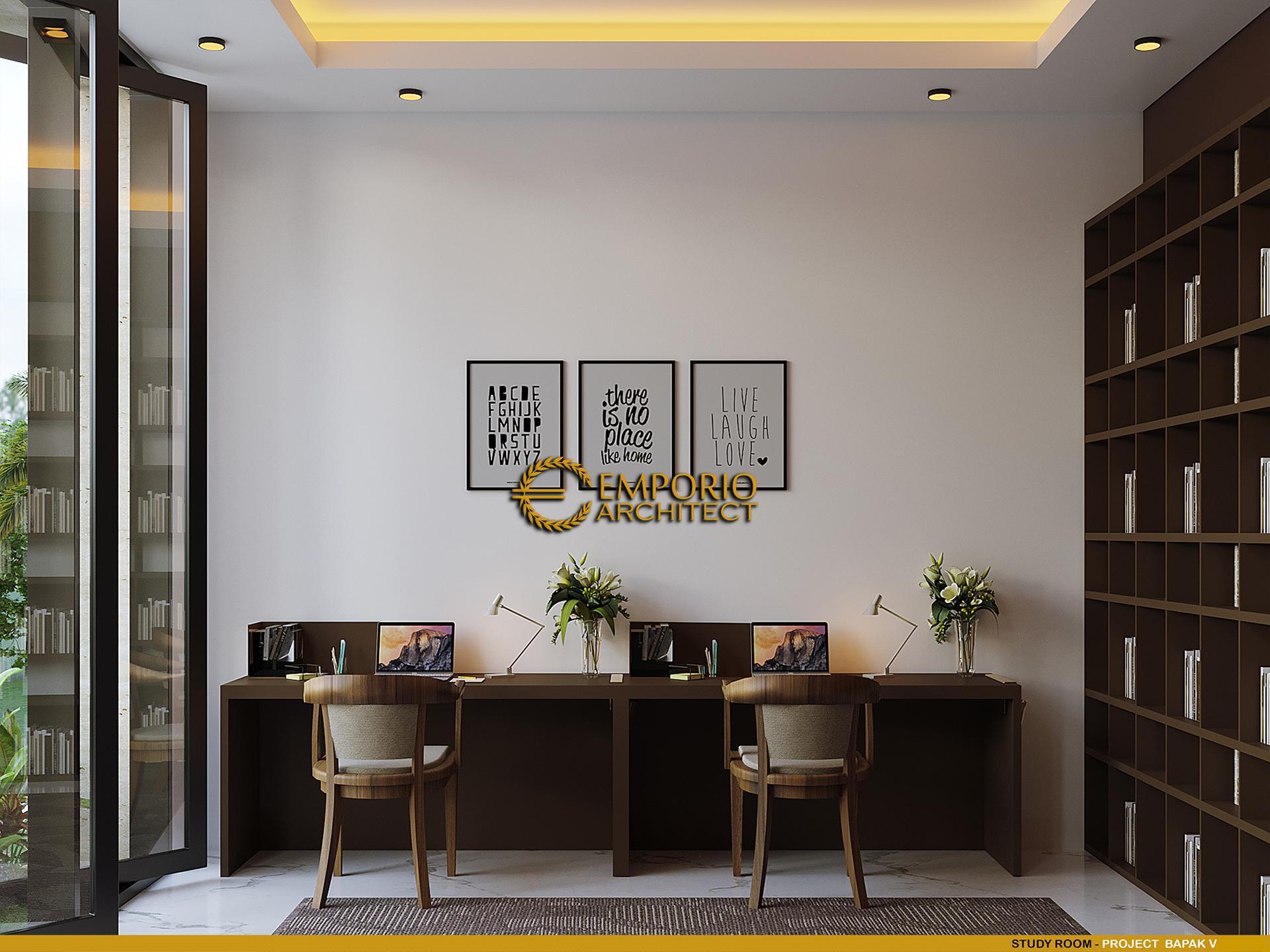 desain rumah modern 3 setengah lantai bapak verdika di ciracas jakarta timur 37114413161120094824 3