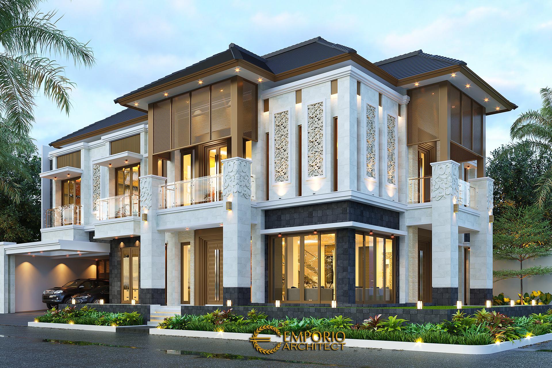 Villa Bali House Design