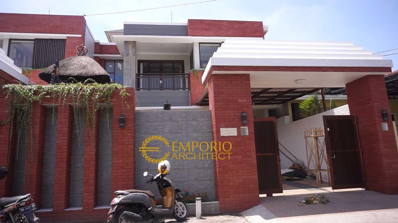 Progress Pembangunan Rumah Bapak Arka di  Denpasar, Bali