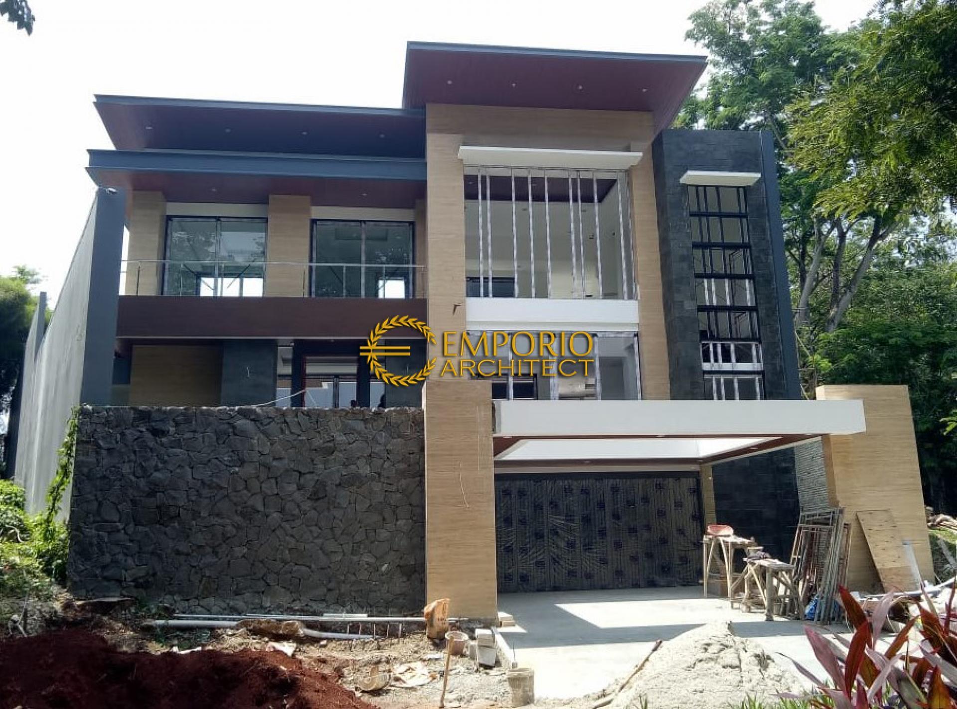 Progress Pembangunan Rumah Bapak Ale di  Tangerang, Banten