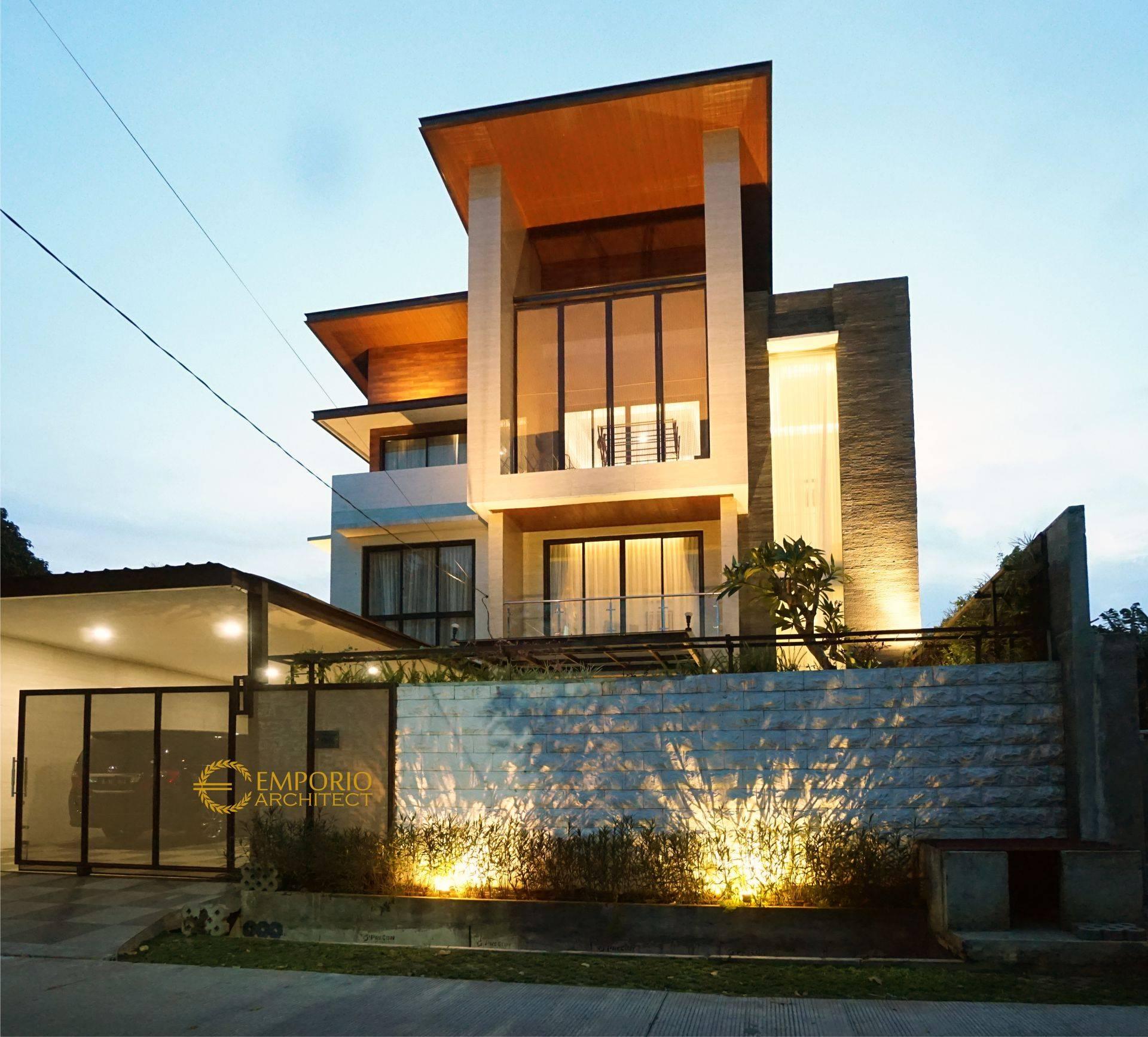 Hasil Konstruksi Rumah Bapak Arnold II di  Jakarta