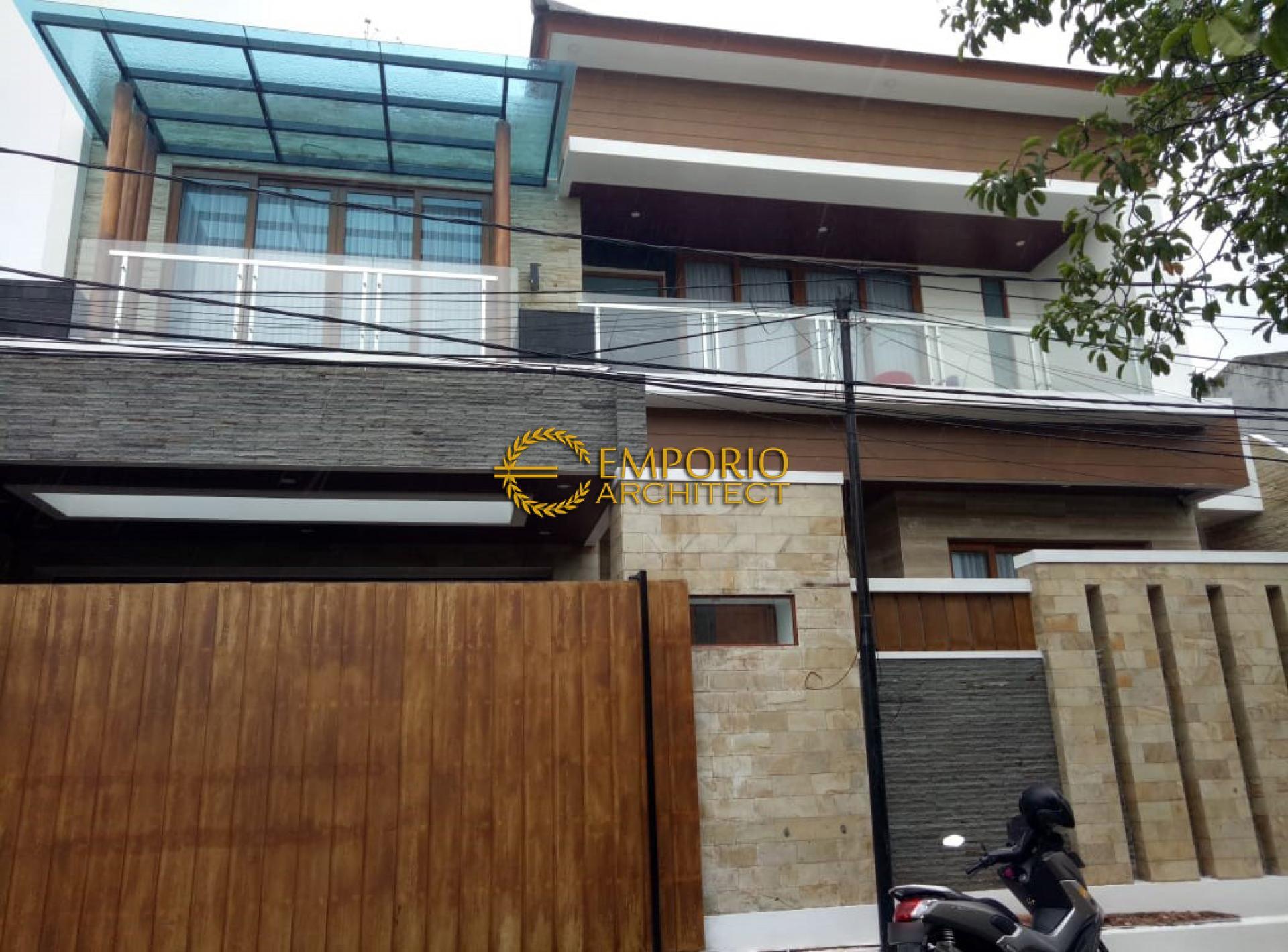 Progress Pembangunan Rumah Bapak Hayadi di  Jakarta Barat