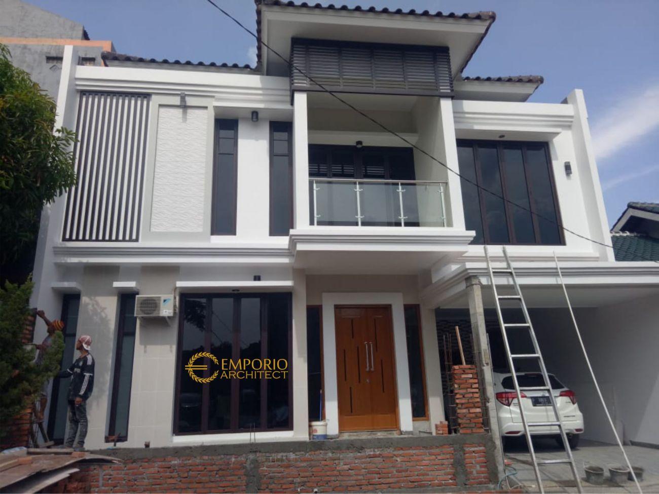 Progress Pembangunan Rumah Bapak Rico di  Bogor
