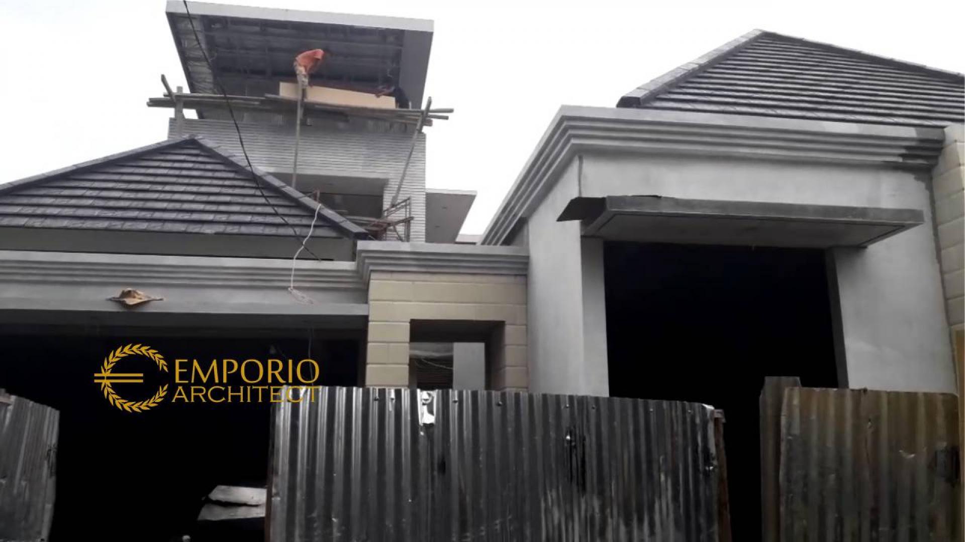 Progress Pembangunan Rumah Mr. Tim dan Mrs. Villa di  Bintaro, Jakarta Selatan