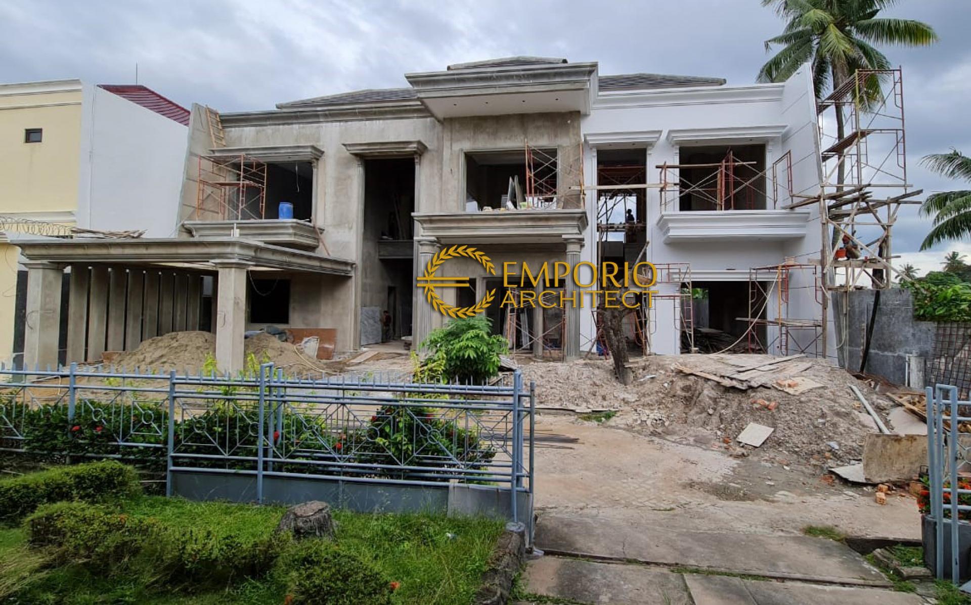 Progress Pembangunan Rumah Bapak Tony di  Jambi