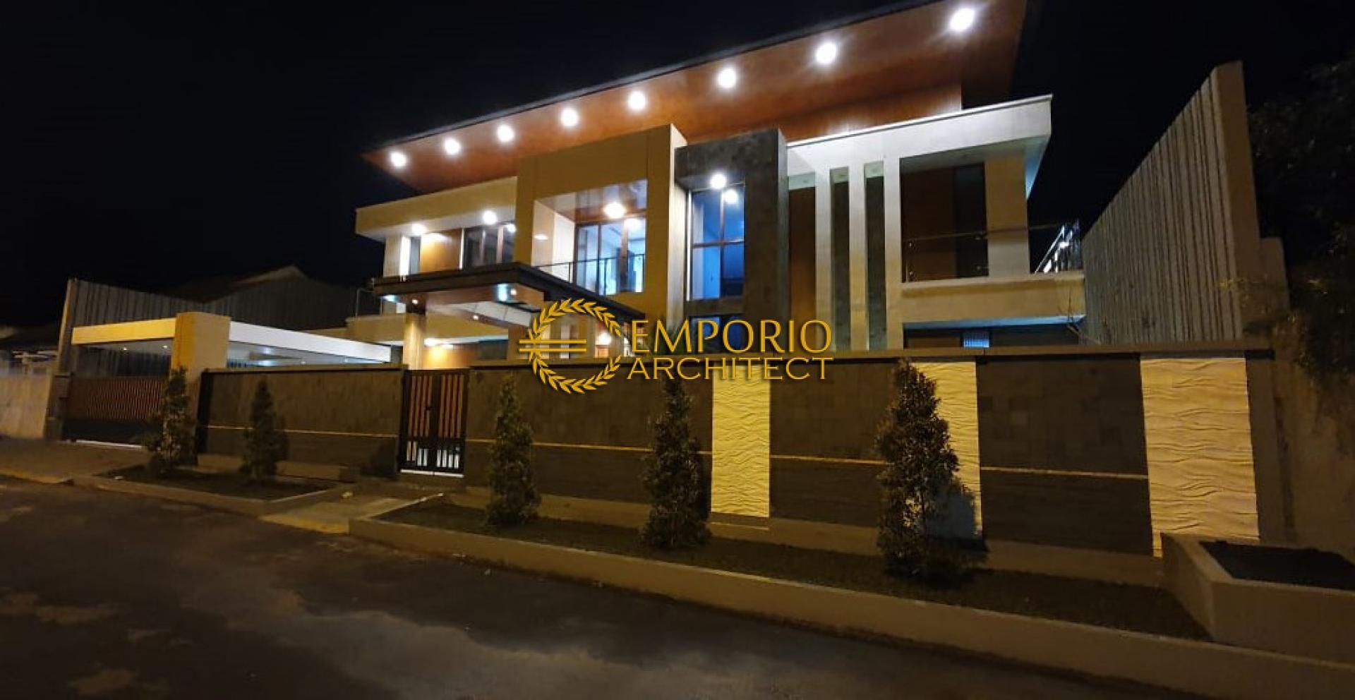 Progress Pembangunan Rumah Bapak Wijaya di  Bogor