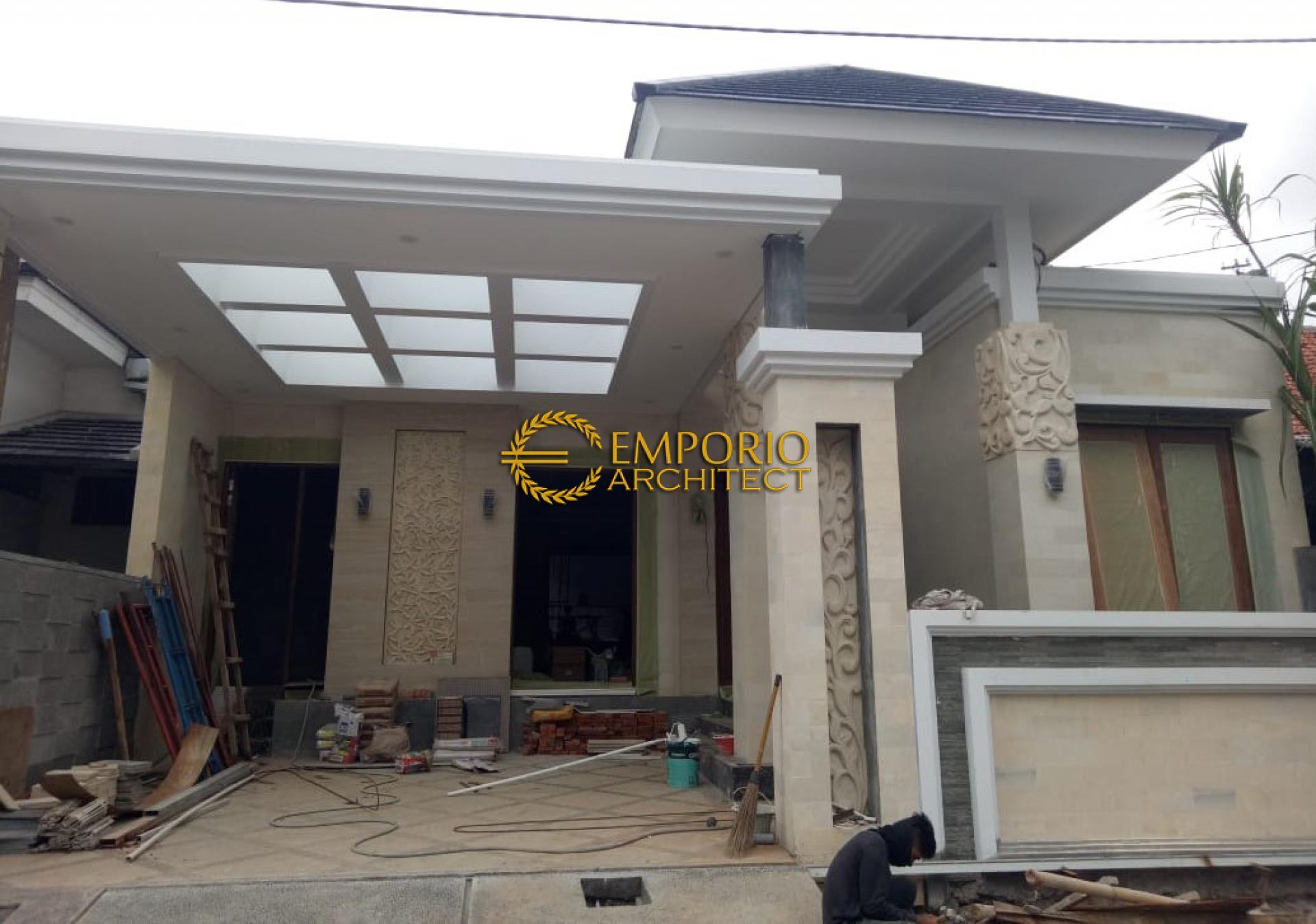Construction Progress of Mr. Zulkarnaen Private House - Jakarta